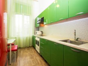 ApartLux Sadovo-Triumfalnaya, Apartmanok  Moszkva - big - 18