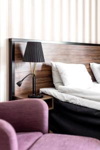 Clarion Collection Hotel Slottsparken, Szállodák  Linköping - big - 49