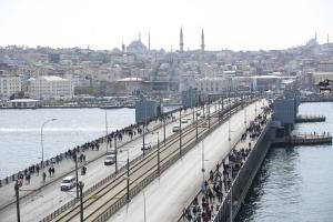 Nordstern Hotel Galata, Hotely  Istanbul - big - 39