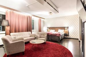 Clarion Collection Hotel Slottsparken, Szállodák  Linköping - big - 42