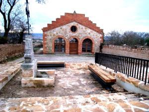 Casa Rural Patiño, Vidiecke domy  Quintanas de Gormaz - big - 19