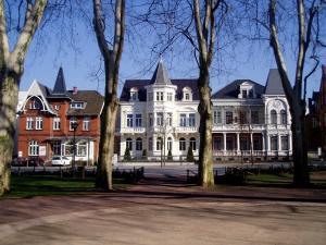 Hotel Wittekind, Отели  Бад-Эйнхаузен - big - 14