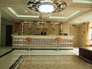 Jing Hui Hotel Chepi Station Suning Square Branch, Отели  Гуанчжоу - big - 11