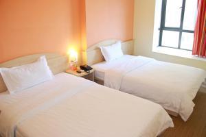 7Days Inn Xinxiang Jiefang Avenue South Bridge, Hotels  Xinxiang - big - 9