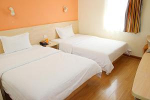 7Days Inn Xinxiang Jiefang Avenue South Bridge, Hotels  Xinxiang - big - 6
