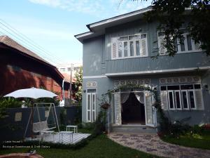 Lada House, B&B (nocľahy s raňajkami)  Lampang - big - 13