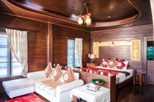 Laem Sila Resort, Üdülőtelepek  Lamaj - big - 98