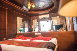 Laem Sila Resort, Üdülőtelepek  Lamaj - big - 103