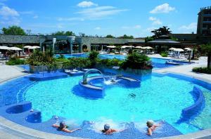 Hotel Sollievo, Hotel  Montegrotto Terme - big - 40