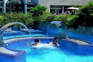 Hotel Sollievo, Szállodák  Montegrotto Terme - big - 21