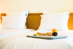 Hotel Mirachoro Praia, Szállodák  Carvoeiro - big - 22