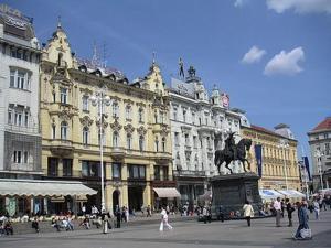 Central ZG, Apartmány  Záhreb - big - 30