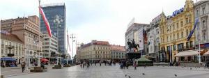 Central ZG, Apartmány  Záhreb - big - 34