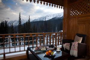 The Khyber Himalayan Resort & Spa, Üdülőtelepek  Gulmarg - big - 36