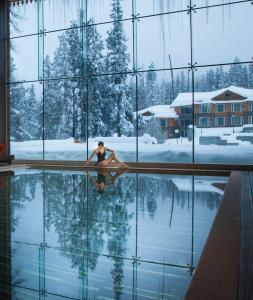 The Khyber Himalayan Resort & Spa, Üdülőtelepek  Gulmarg - big - 39