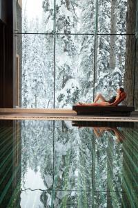 The Khyber Himalayan Resort & Spa, Üdülőtelepek  Gulmarg - big - 41