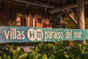 Villas HM Paraiso del Mar, Hotely  Holbox Island - big - 35