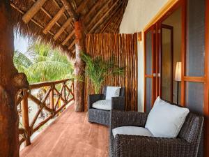 Villas HM Paraiso del Mar, Hotely  Holbox Island - big - 44