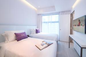 Hotel Sav, Szállodák  Hongkong - big - 57