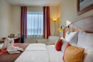 Отель Best Western Amedia Praha