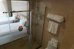GreenTree Inn Hebei Qinhuangdao Northeastern University Zhujiang Road Shell Hotel, Hotel  Qinhuangdao - big - 16