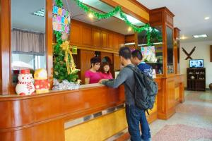 Khelang Nakorn Hotel, Hotely  Lampang - big - 27