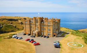 Auberges de jeunesse - Camelot Castle Hotel