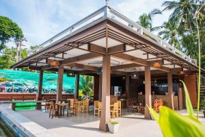 Laem Sila Resort, Üdülőtelepek  Lamaj - big - 107