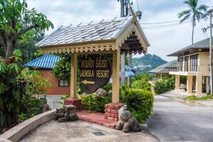 Laem Sila Resort, Rezorty  Lamai - big - 138