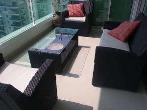 Apartamento Castillogrande, Apartmány  Cartagena - big - 6