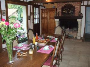 La Maison de l'Epousée B&B, Bed & Breakfasts  Abbeville - big - 31