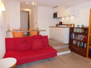 Apartment Les Marinas.6, Apartmány  Deauville - big - 5