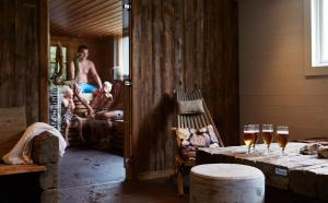 Buustamons Fjällgård - Hotel - Åre