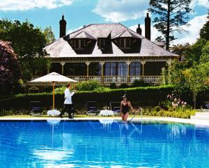 Echoes Boutique Hotel & Restaurant, Hotels  Katoomba - big - 10