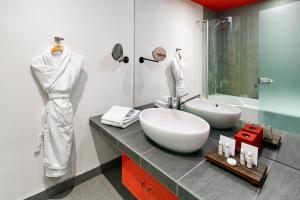 Mamaison All-Suites Spa Hotel Pokrovka, Hotely  Moskva - big - 69