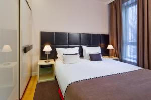 Mamaison All-Suites Spa Hotel Pokrovka, Hotely  Moskva - big - 78