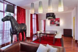 Mamaison All-Suites Spa Hotel Pokrovka, Hotely  Moskva - big - 14