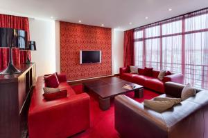Mamaison All-Suites Spa Hotel Pokrovka, Hotely  Moskva - big - 94