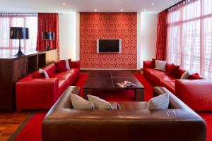 Mamaison All-Suites Spa Hotel Pokrovka, Hotely  Moskva - big - 63