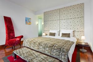 Mamaison All-Suites Spa Hotel Pokrovka, Hotely  Moskva - big - 92
