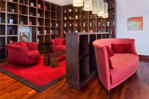 Mamaison All-Suites Spa Hotel Pokrovka, Hotely  Moskva - big - 39