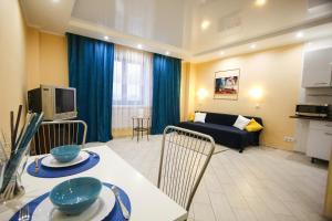 MneNaSutki Apartment in Red Kit 1 - Rupasovo