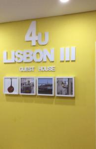 4U Lisbon III Guest House