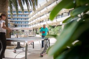 Résidence Les Calanques, Aparthotels  Ajaccio - big - 34