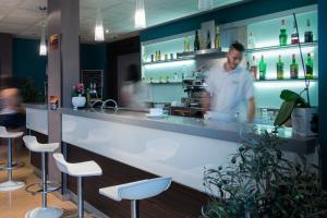 Résidence Les Calanques, Aparthotels  Ajaccio - big - 59