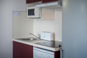 Résidence Les Calanques, Aparthotels  Ajaccio - big - 9