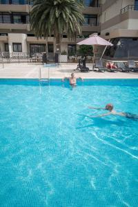 Résidence Les Calanques, Aparthotels  Ajaccio - big - 42