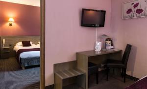 Brit Hotel Le Surcouf, Hotely  Saint-Malo - big - 30