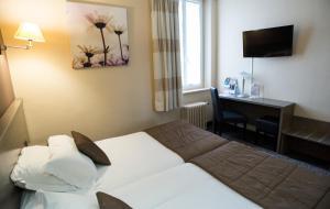 Brit Hotel Le Surcouf, Hotely  Saint-Malo - big - 28