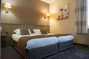 Brit Hotel Le Surcouf, Szállodák  Saint Malo - big - 27